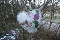 Ein Herz aus Eis!